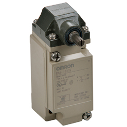 Small Heavy Load Limit Switch, D4A-N
