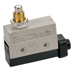 D4MC Semi-compact Sealed Switch
