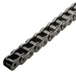 Stainless steel roller chain (Oriental Chain Manufacturing)