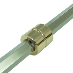 Hexagonal Slide Spline, Straight Nut, HTS Series