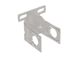 Parker - T-Bracket, Fits Body Connector or Port Block, P32 Air Prep Series