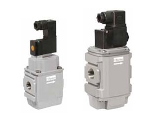 Parker - Combined Soft Start / Dump Valves P31T & P32T Series