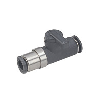Shut-Off Valve, Ball Valve 10 Series, Different Diameter Union Straight (Nihon Pisco)