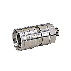 Light Coupling E3/E7 Series Socket Straight Screw Type