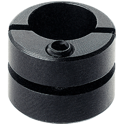 Eccentric Mounting Bushings, for lateral plungers, smooth