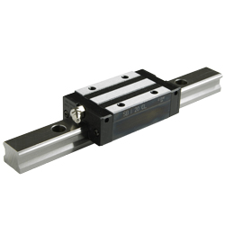 Linear Guide - Low Height Block, Long Block Option