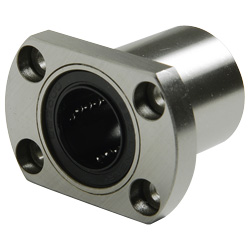 Linear Bushing, SBH Series (Double Chamfered Flange Type)