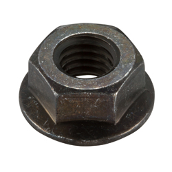 Flanged Nut with Serrations, Large Flange (Sunco)