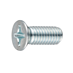 Phillips Small Flat Head Screw No. 3