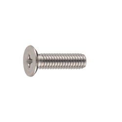 Phillips Flat, Undercut Screw