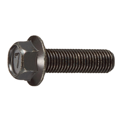 7-Mark   Serrated Flange Bolt, Fine