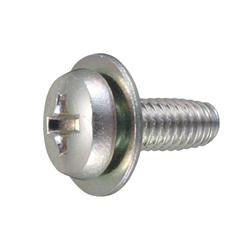 Tap-Tight S Type Binding Screw P=1 (JIS Flat W)