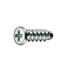 Tap-Tight P-Series No. 0 Type 1 Round-Head