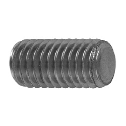 Hexagon Socket Set Screw, HS Flat Tip, Fine (Sunco)
