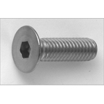 Hex Socket Flat Head Cap Screws - Fine - DIN Standard
