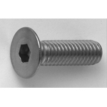 Hex Socket Flat Head Cap Bolt - SSS Standard
