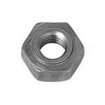 Hex Weld Nut (Welded Nut), with Pilot (DIN Specification)
