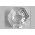 Hex Nut, Polycarbonate