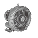 Electric Blower: vortex type, high pressure series, gust blower (R) (U2S type)