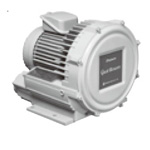 Electric Blower: vortex type, high pressure series, gust blower (R) (U2V type)