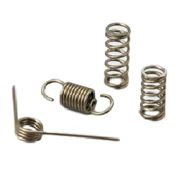 Titanium Compression Spring