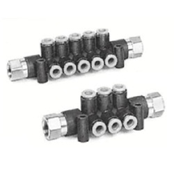 One-Touch Fitting Manifold KM12