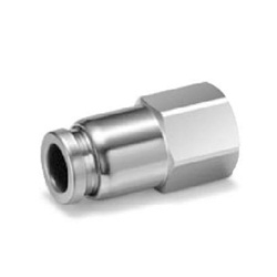 Female Connector KQB2F Metal One-Touch Fitting