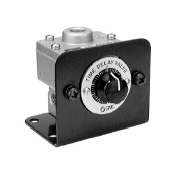 Transmitter / Time Delay Valve VR2110 Series (SMC)
