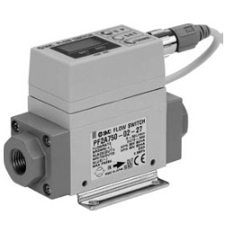Digital Flow Switch For Air PF2A Series (SMC)