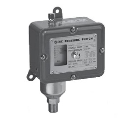 Pressure Switch With Status LED (SMC)