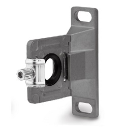 Air Combination AC Series Spacer With Bracket (SMC)