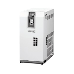 Refrigerated Air Dryer, Refrigerant R134a (HFC) High Temperature Air Inlet, IDU□E Series (SMC)