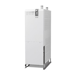 Refrigerated Air Dryer, Refrigerant R407C (HFC) High Temperature Air Inlet, IDU□E Series (SMC)