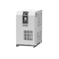Refrigerated Air Dryer, Refrigerant R134a (HFC) Standard Temperature Air Inlet, IDFA□E Series (SMC)