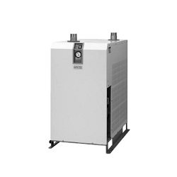 Refrigerated Air Dryer, Refrigerant R407C (HFC) Standard Temperature Air Inlet, IDFA□E Series (SMC)