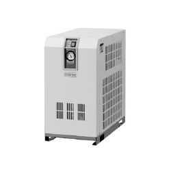 Refrigerated Air Dryer, Refrigerant R134a (HFC) Standard Temperature Air Inlet, IDFB□E Series (SMC)