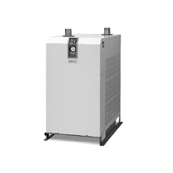 Refrigerated Air Dryer Standard Temperature Air Inlet IDFB□E Series (SMC)