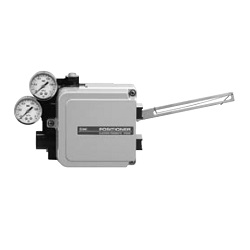 Electro-Pneumatic Positioner IP8000/8100 Series (Lever Type / Rotary Type) (SMC)
