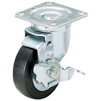 Plate Type Metal Frame Casters