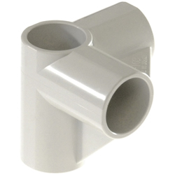 Plastic Joint for Pipe Frame, PJ-103