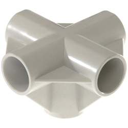 Plastic Joint for Pipe Frame, PJ-202B