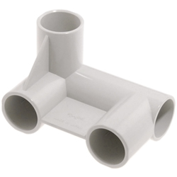 Plastic Joint for Pipe Frame, PJ-603R
