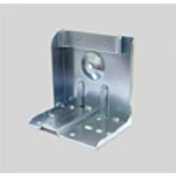 Caster Attachment Brackets for Pipe Frame, JB-007LN/JB-007RN
