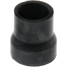 Pipe Cap Outer Rubber A, for Unipla Slim (?19), VJB-403BK