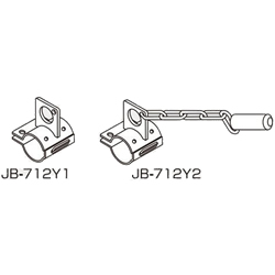 Hand Truck Connection Part for Pipe Frame, JB-712Y1/JB-712Y2