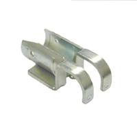 Part for Shooter for Pipe Frame, Slip Pipe Receiving Pivot Bracket