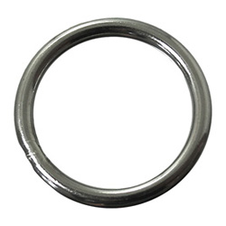 E Parts Pack, Keyring Stainless Steel