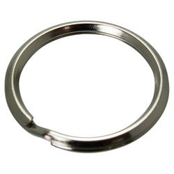 Parts Pack, Keyring, Stainless Steel