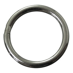 Parts Pack, Ring, Stainless Steel