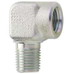 Screw-in Type Adapter oML-90 (Male/Female 90° Elbow)